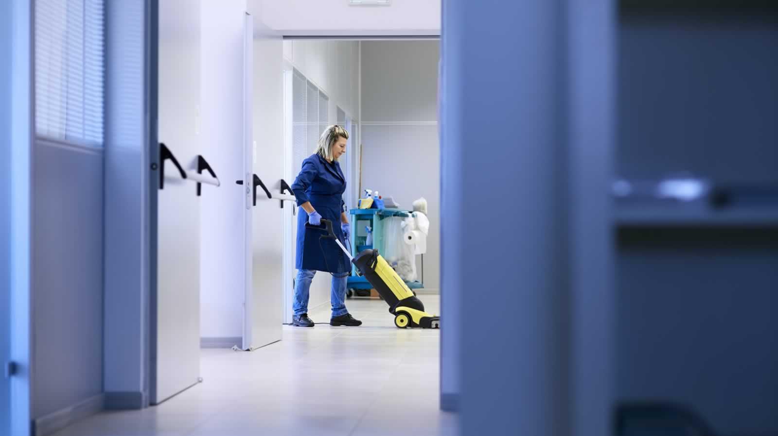 Personal para limpieza convencional de oficinas
